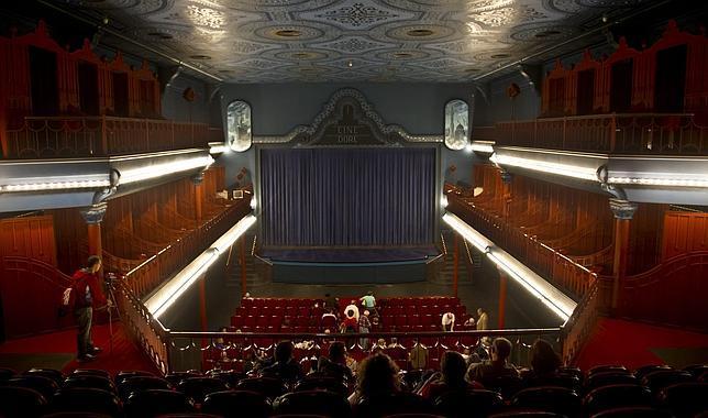 Cine Dore Madrid 2008 3