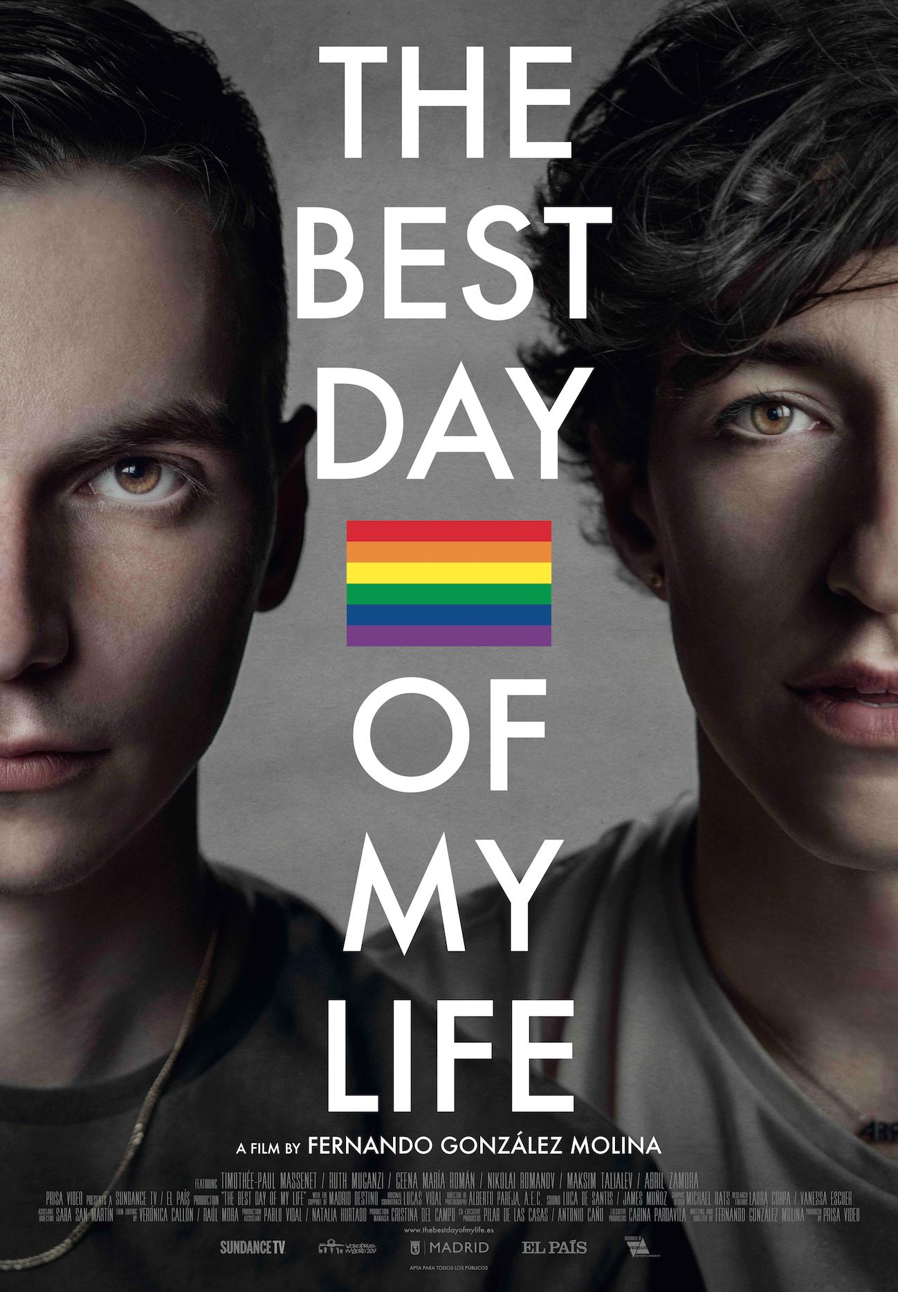 The Best Day Of My Life, 16 De Marzo En Cines